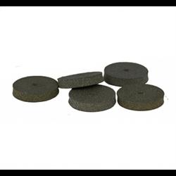 Круги шлифовальные эластичные ПП 50   (10шт ) зеленые - фото 6821