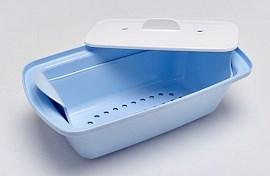Ванночка для дезинфекции  KDS 1л  голубой