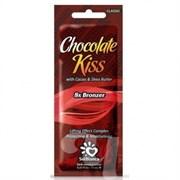 Крем с  маслом какао,маслом Ши и бронзаторами Chocolate Kiss 15мл