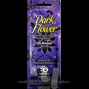 Крем с  экстракторами винограда,алоэ и бронзаторами Dark Flower 15мл
