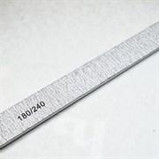 Пилка маникюрная серая 180х240