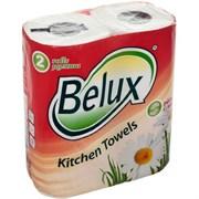Полотенце бумажное Belux 2-сл 2рулона/уп
