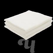 Простыня спанлейс белый 200*90 10 шт/уп