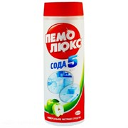"""Средство чистящее Пемолюкс """"Яблоко"""" 480г.порошок"""