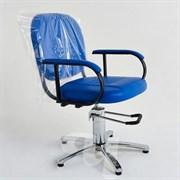 Чехол на кресло полиэтиленовый 60*70см 100 шт/уп Чистовье