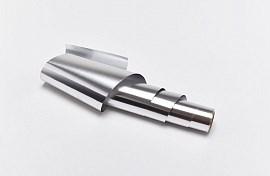 Фольга 18 мкр 12*50 серебро Чистовье